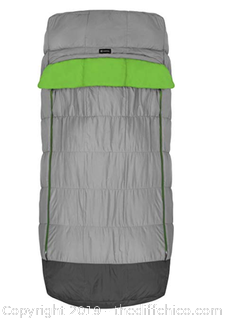 Winterial Adult Size Sleeping Bag with Pad Sleeve Insert - A29