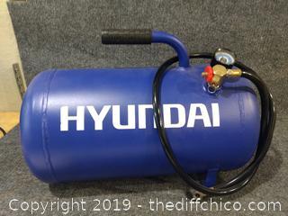 Hyundai 5 Gallon Air Tank - NEW