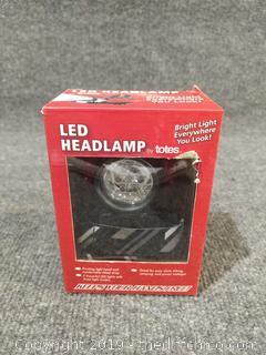 LED Head Lamp - NEW
