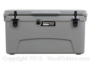 Driftsun 75-Quart Ice Chest, Heavy Duty, High Performance  Insulated Cooler A12