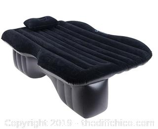 Winterial Back Seat Inflatable Car Camping Travel Mattress, Fits Most Cars A24