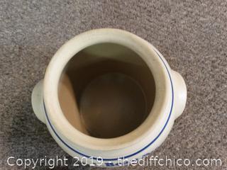 L.L. Bean Pot With LId