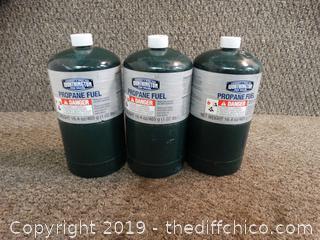 Propane Fuel New