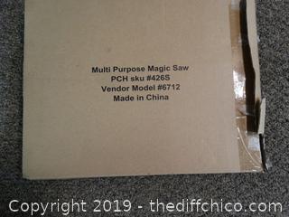 Multi Purpose Magic Saw NIB