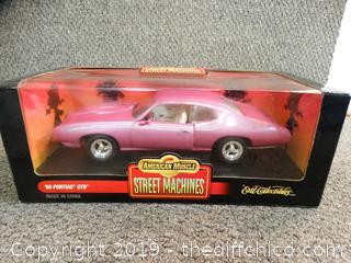 Toy Car NIB