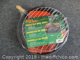Tabletop BBQ Grill NIB
