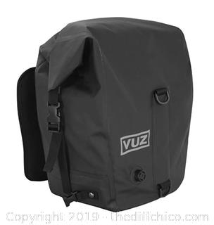 VUZ Moto Dry Saddlebags 2pcs | 100% Waterproof Motorcycle Luggage A15