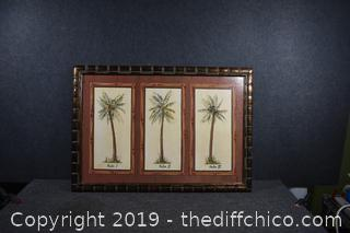 Framed Decorative Art