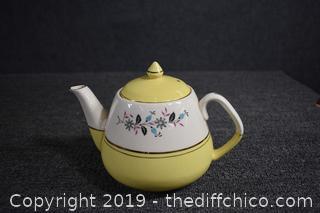 Vintage Tea Pot 'Talk of the Town'