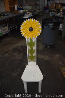 Sun Flower Chair