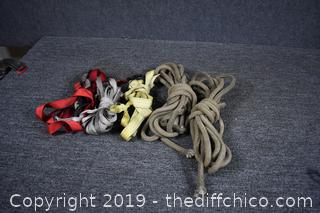 Ropes and Straps
