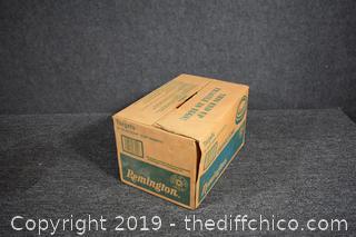 Remington Box of Orange Dome Targets