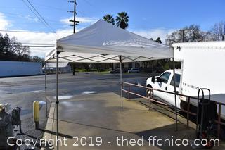 10ft x 10ft Canopy
