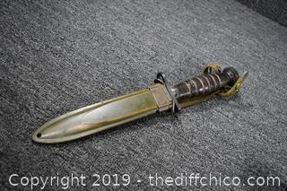 KBAR Knife