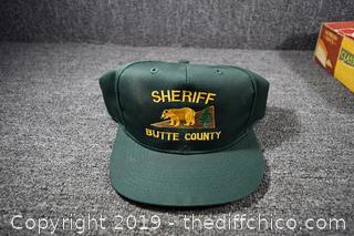 Butte Count Sheriff Cap