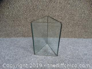 Glass Triangle Glass