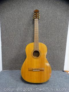 Hashimoto Gut Guitar (Needs Strings)