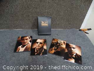 The God Father DVD Collection