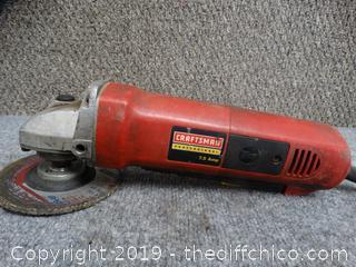 Craftsman Grinder 7.5 amp