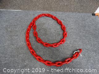 Coated Chain