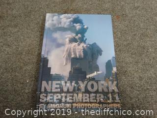 New York September 11 Book