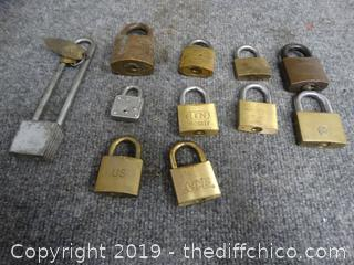 Locks No Keys