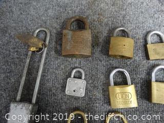 Locks No Keys