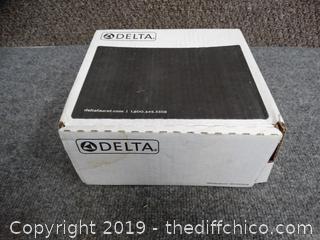 Delta Shower Hard water