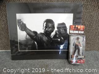Walking Dead  Picture & Figurine