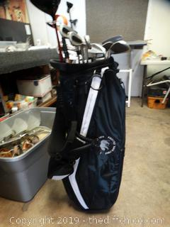 Taylor Made Golf Clubs  8 Taylor made 7 other clubs