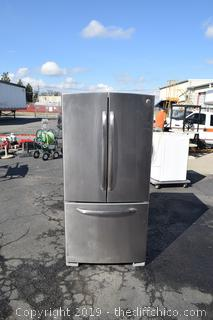 Working GE Bottom Freezer / Refrigerator
