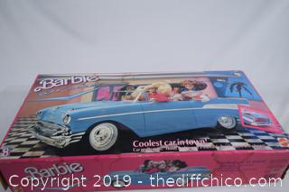 Barbie 57 Chevy