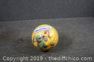 Monsters Inc. Bowling Ball