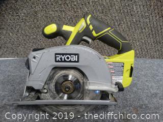 Ryobi Working Saw