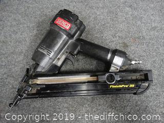 Senco  Finish PRO 35 Nail gun