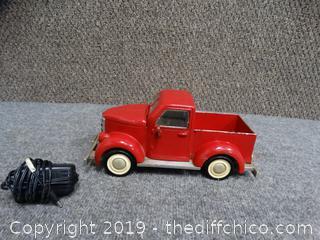 Light Up Truck