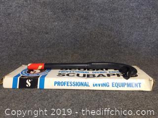 Scuba Pro Snorkel - NEW
