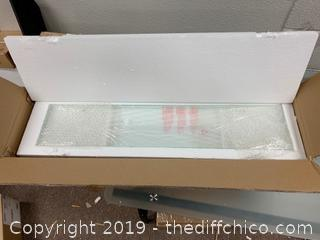 "Maxim 39636CLSN Image 28"" Wide LED Bath Light (J20)"