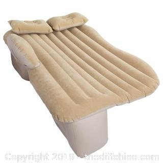 WINTERIAL BACKSEAT INFLATABLE CAR MATTRESS (J9)