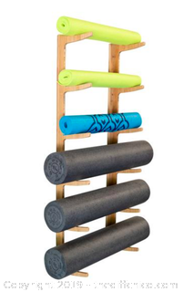 Ultra Fitness Gear Yoga Mat Rack (J15)