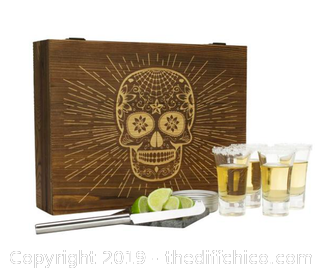 Atterstone Wood Tequila Box Set (J17)