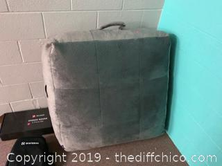Frontpet Big Grey Dog Bed (J23)