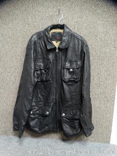 Marano Med Leather Jacket