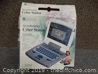 NIB Accelerator Cyber Station