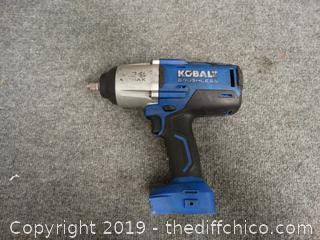 Kobalt 1/2 Brushless Impact Wrench