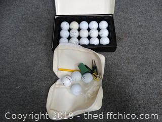 Ultra Golf Balls
