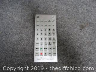 Jumbo Remote