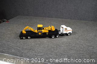 Collectible Toy Tractor / Trailer