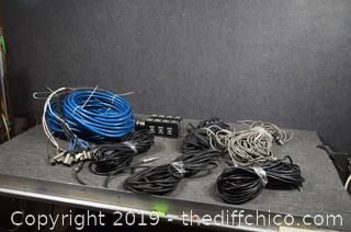Musical Cables and More