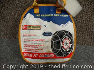 Les Schwab Tire Chains